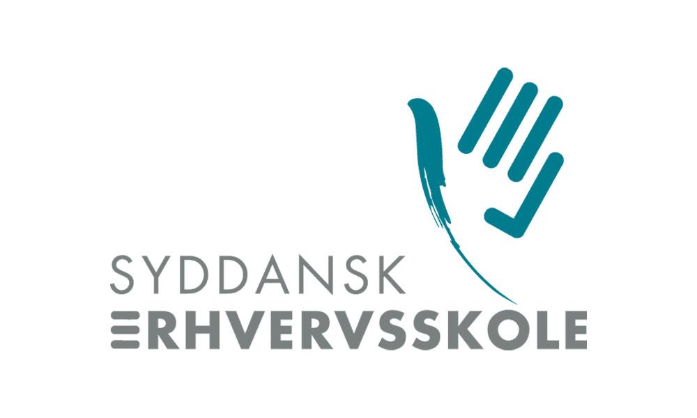 Logo til Syddansk Erhvervsskole