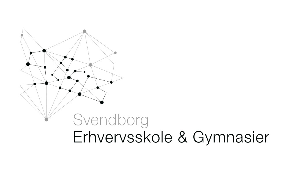 Logo til Svendborg Erhvervsskole og gymnasier