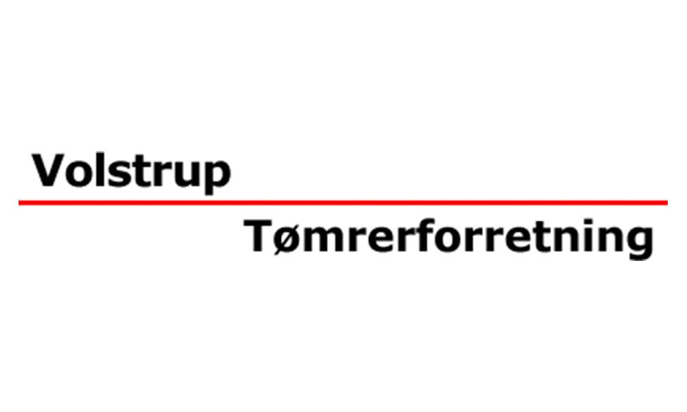 Logo til Volstrup Tømrerforretning