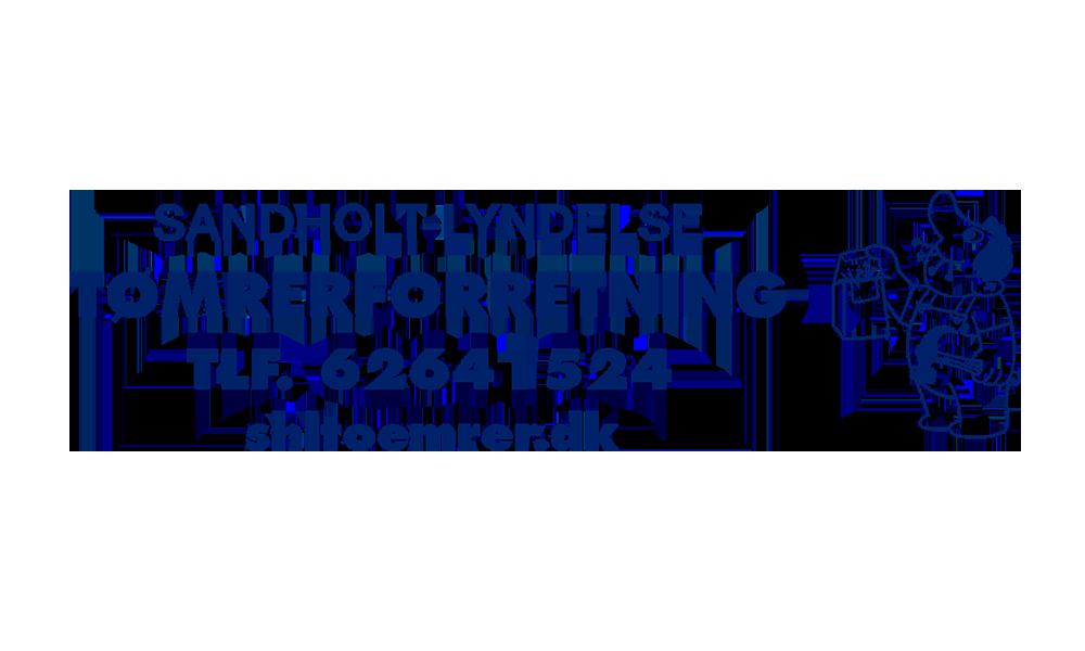 Sandholt-Lyndelse Tømrerforretning logo