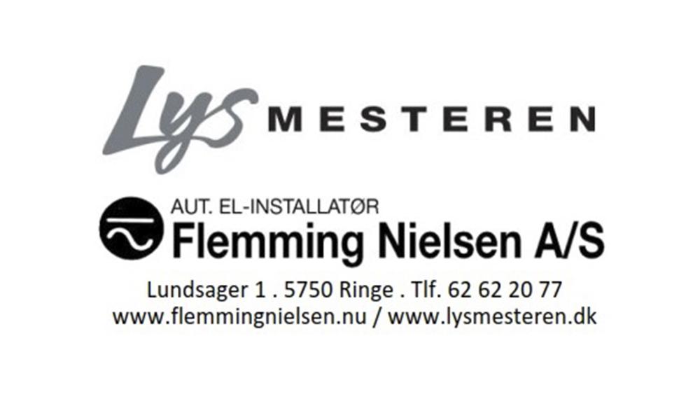 Flemming Nielsen A/S logo